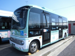 市川市 バス